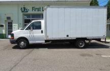Chevy Express Box Truck